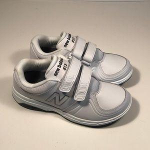 New Balance 813 White Walking Shoes Women 5.5 D